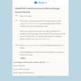 Block Page – Blue iOS